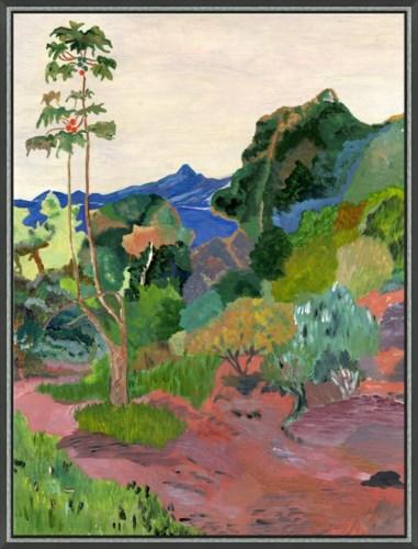 Primal Landscape