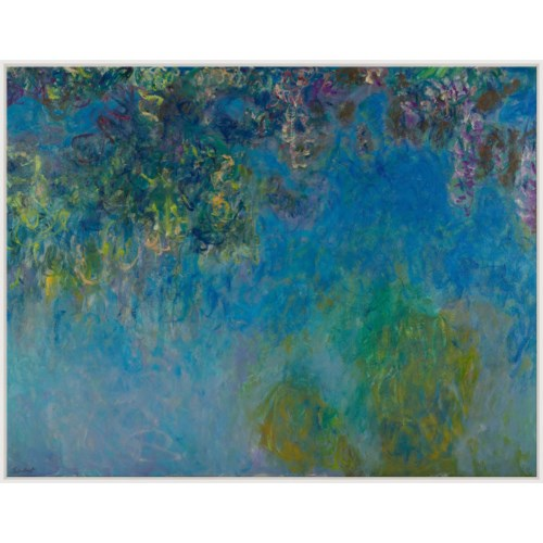 Wisteria by Claude Monet, circa 1925