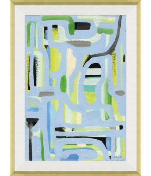 Aqua Tapestry
