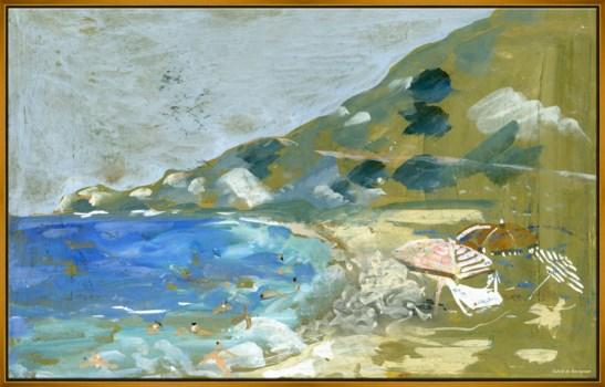Beach, Parivolia