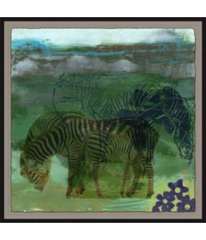 One More Zebra