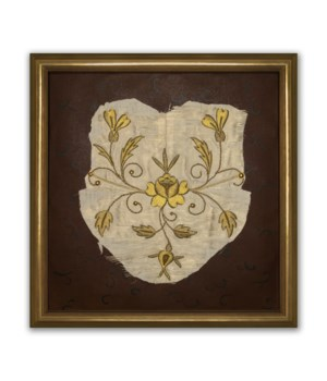 Ecclesiastical Embroidery, Goldwork Vestments Detail for St. Therese of Lisieux
