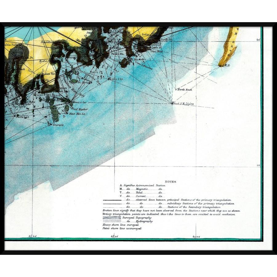 Eastern Map