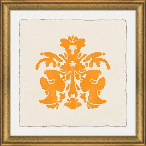 What Do You See? (Orange)