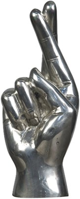 Fingers Crossed, Silver