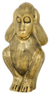 Monkey, C, Brass