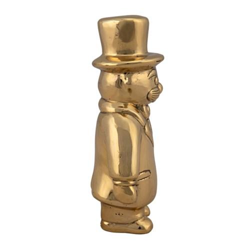 Man, Brass