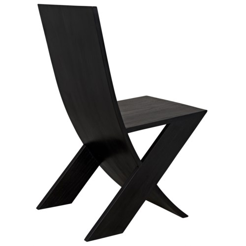 Tech Chair, Charcoal Black