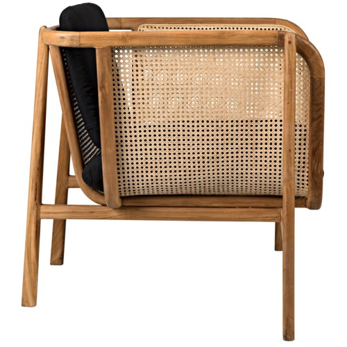 Balin Chair w/Caning