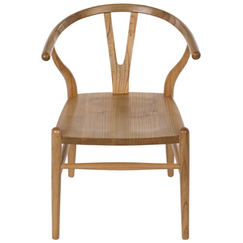 Zola Chair, Natural