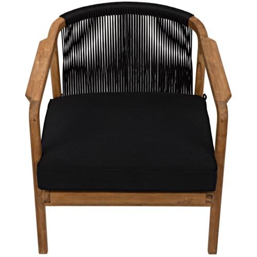 Dante Chair, Teak