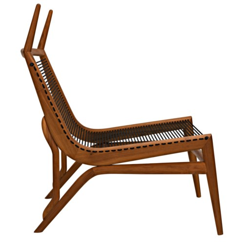 Diabolo Chair, Teak
