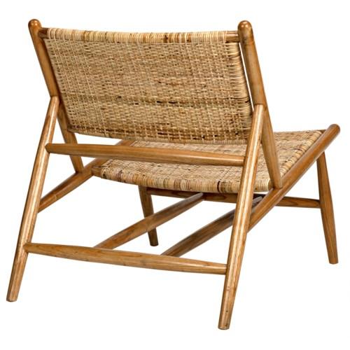 Bundy Relax Chair, ,Teak