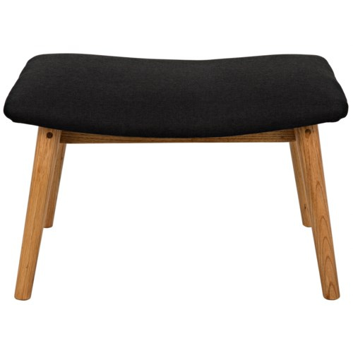 Lotus Stool, Natural