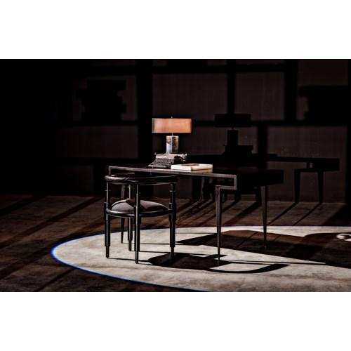 Sorbonne Chair, Charcoal Black