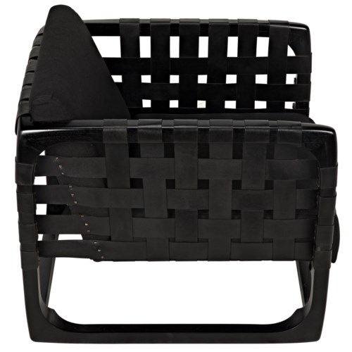 Nebula Chair, Charcoal Black