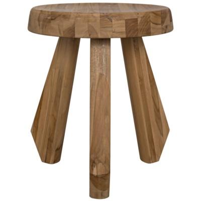 Priam Teak Stool - stools