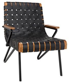 Laramy Chair, Leather
