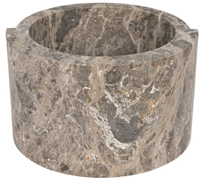 Kuno Bowl, Black Marble