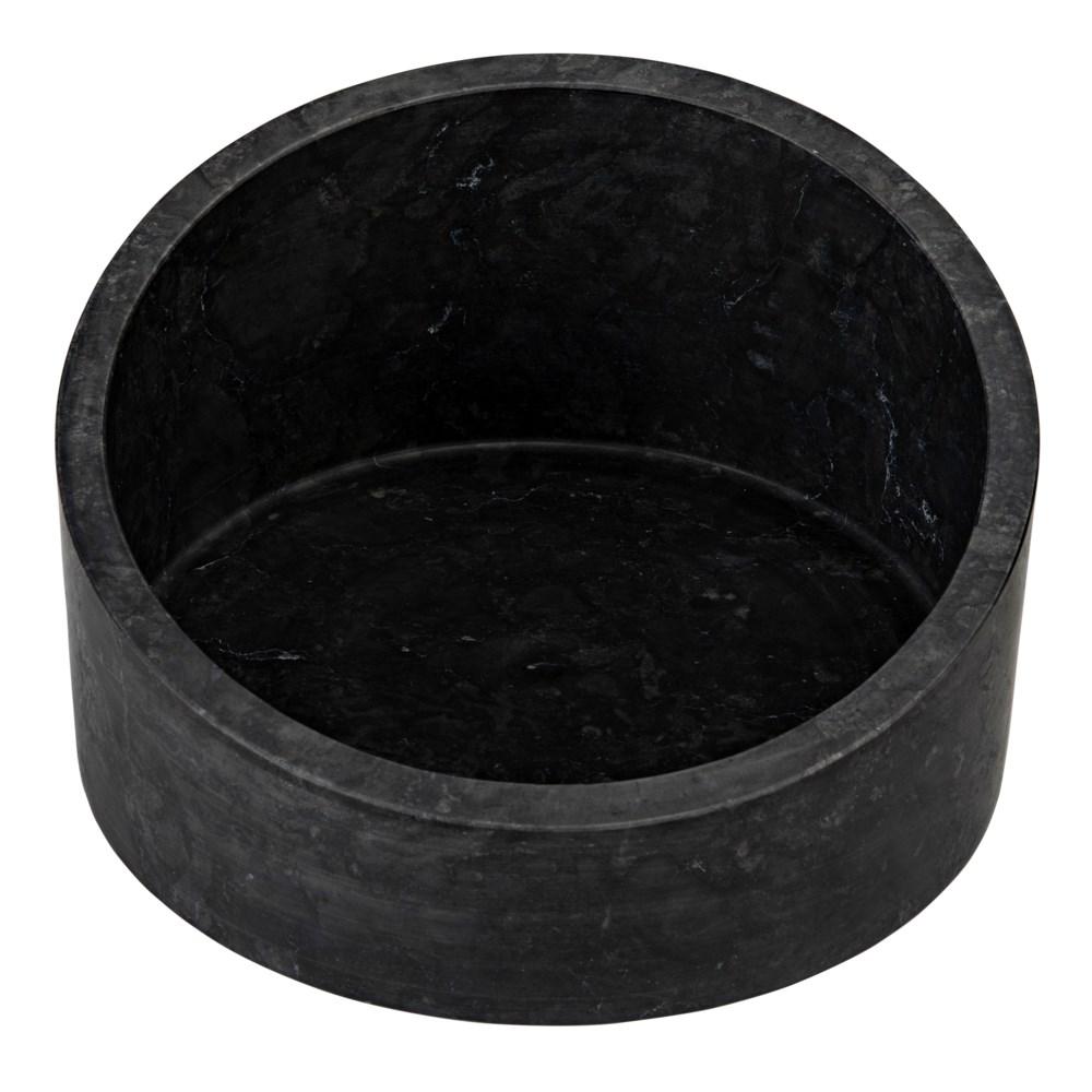 Marshall Bowl, Black Marble