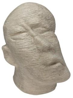 Lou Sculpture, Fiber Cement