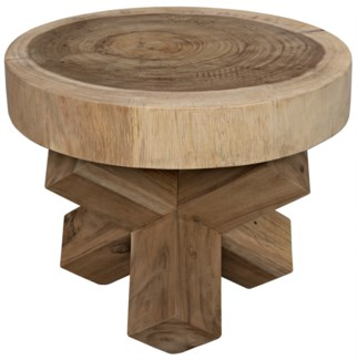 Morty Table, Munggur Wood