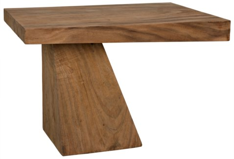 Achilles Table, Munggur Wood