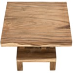 Elephant Side Table, Munggur Wood