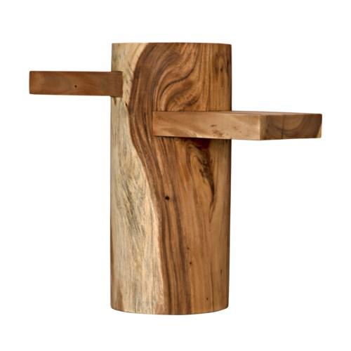 Tabula Side Table, Mungur