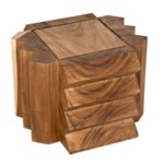 Watson Accent Low Table/Stool