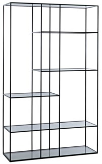 Tulou Shelves, Large, Metal