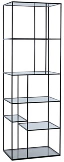 Tulou Shelves, Small, Metal
