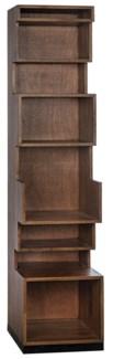 Duke Bookcase, Dark Walnut