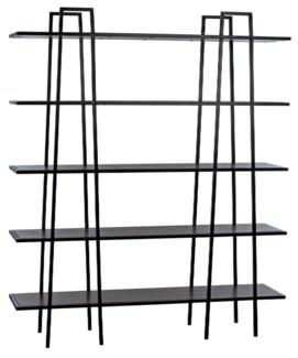 Spider Bookshelf with Metal
