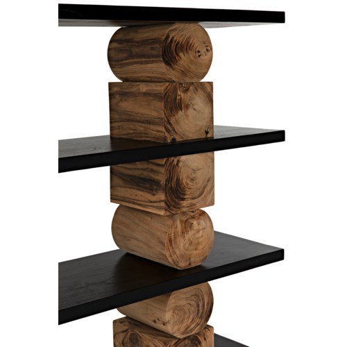 Rabban Bookcase, HB/Natural