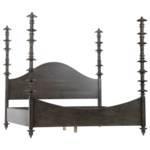 Ferret Bed, Eastern King, Pale