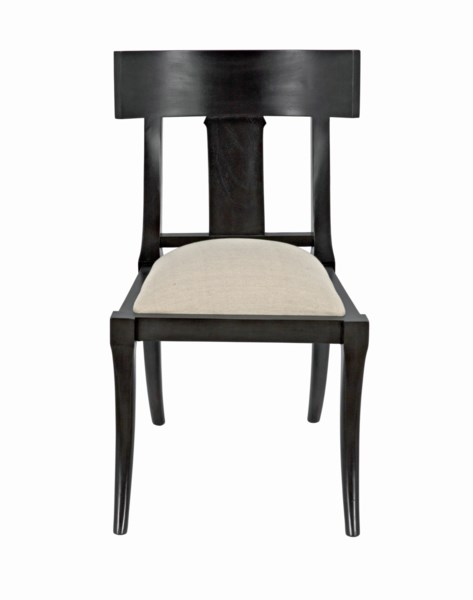 QS Athena Side Chair, Pale