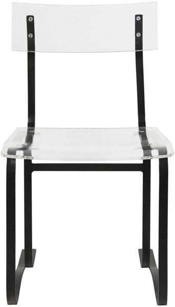 Riva Chair, Acrylic and Metal