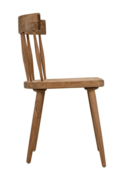 Esme Chair, Teak