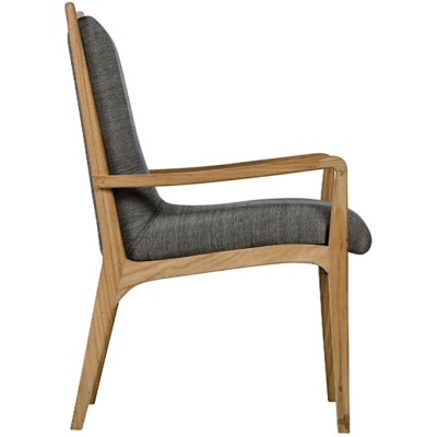 Caius Arm Chair, Teak