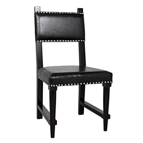 Kerouac Chair, Distressed Black