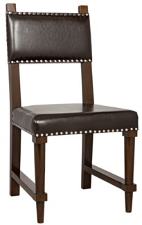 Kerouac Chair, Distressed Brown