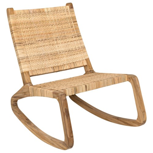 Las Palmas Chair, Teak