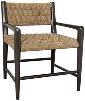 Marcel Arm Chair, Pale