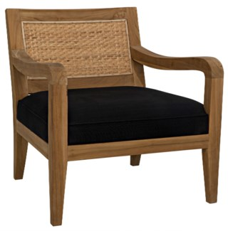 Egon Chair, Teak