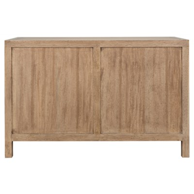 QS Quadrant 2 Door Sideboard, Washed Walnut