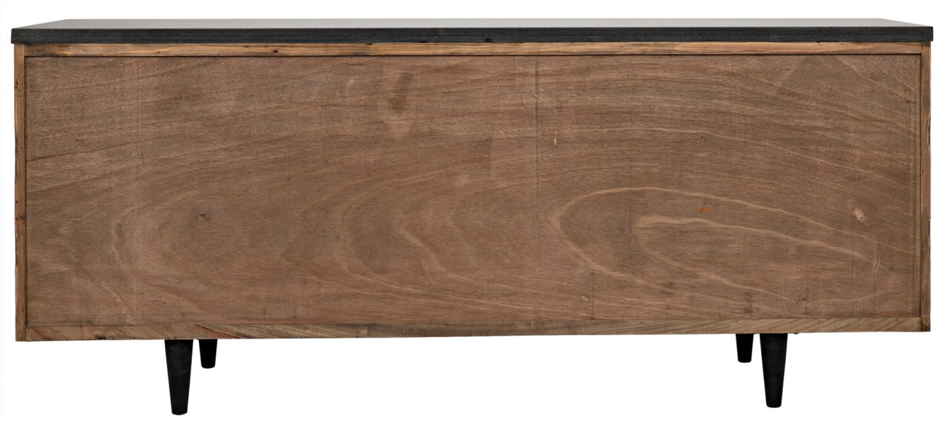 Sullivan Sideboard, Old Elm and Stone