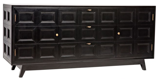 Wyatt Sideboard, Charcoal