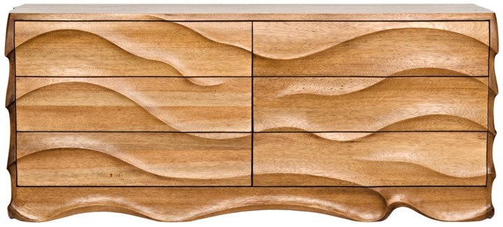 Masumi Sideboard, Dark Walnut