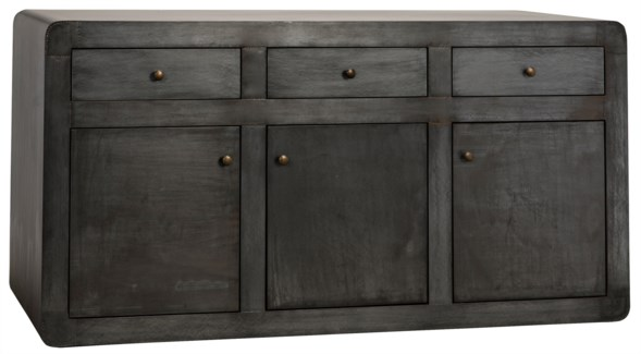 Kirill Sideboard, Plain Zinc